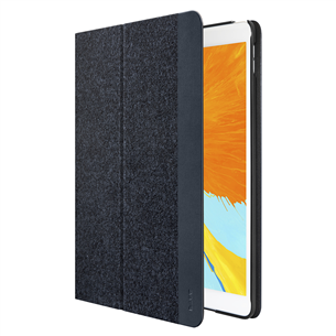 iPad 10.2'' (2019) case Laut IN-FLIGHT L-IPD192-IN-BL