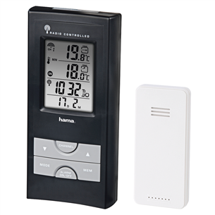 Termomeeter Hama EWS-165