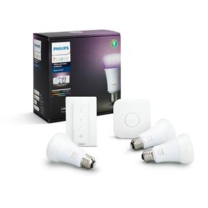 Комплект умных ламп Philips Hue White and Color Ambience (E27)