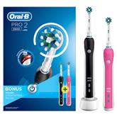 Electric toothbrushes Braun Oral-B Pro 2900