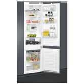 Интегрируемый холодильник Whirlpool (194 см)