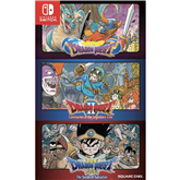 Switch mängud Dragon Quest Collection (1, 2, 3)