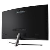 32 nõgus WQHD LED VA-monitor ViewSonic