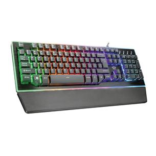 Klaviatuur Trust GXT 860 Thura Semi-mechanical Gaming (US)