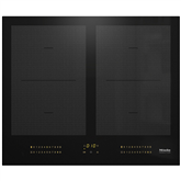 Built-in induction hob Miele