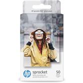 2x3 fotopaber HP Sprocket ZINK (50 tk)