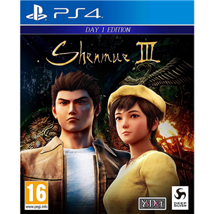 PS4 game Shenmue III - Day 1 Edition