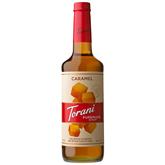 Maitsesiirup Torani Puremade karamell 750 ml