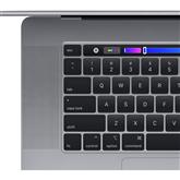 Ноутбук Apple MacBook Pro 16 (2019), ENG клавиатура