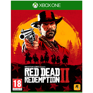 Xbox One mäng Red Dead Redemption 2 5026555358972