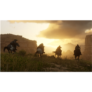 Xbox One mäng Red Dead Redemption 2