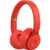 Noise cancelling wireless headphones Beats Solo Pro (Red, More Matte Collection)