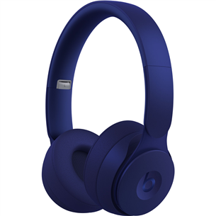 Noise cancelling wireless headphones Beats Solo Pro (Dark Blue, More Matte Collection)