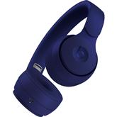 Mürasummutavad juhtmevabad kõrvaklapid Beats Solo Pro (Dark Blue, More Matte Collection)