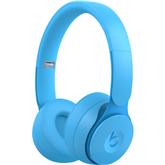 Noise cancelling wireless headphones Beats Solo Pro (Light Blue, More Matte Collection)