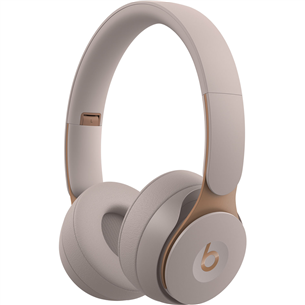 Noise cancelling wireless headphones Beats Solo Pro