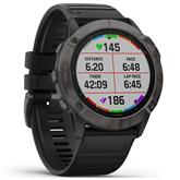 GPS watch Garmin fēnix 6X Sapphire