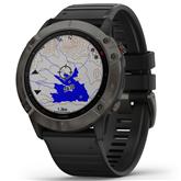 Мультиспортивные часы Garmin fēnix 6X Sapphire