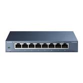 8-портовый настольный коммутатор TP-Link Gigabit
