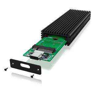 Корпус для накопителя SSD Raidsonic Icy Box (M.2 NVMe)