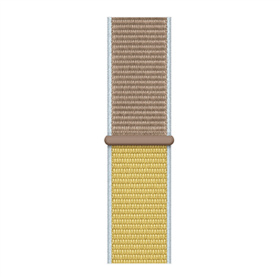 Replacement strap Apple Watch Camel sport loop 40mm