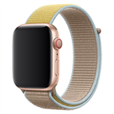 Vahetusrihm Apple Watch Camel sport loop 44 mm