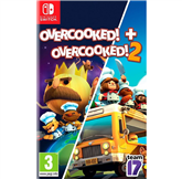 Switch mängud Overcooked 1 & 2