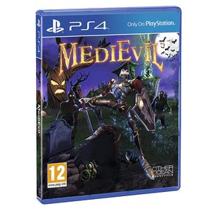 PS4 game MediEvil
