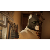 Switch mäng Blacksad: Under the Skin