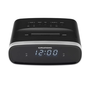 Часы-радио Grundig