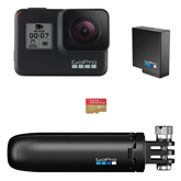 Action camera GoPro HERO7 Black bundle
