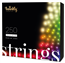 Nutikad jõulutuled Twinkly Strings 250 LEDs Multicolor