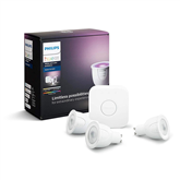 Philips Hue kit White and Color Ambiance (GU10)