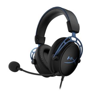 Headset HyperX Cloud Alpha S HX-HSCAS-BL/WW