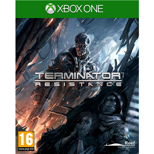 Xbox One mäng Terminator: Resistance
