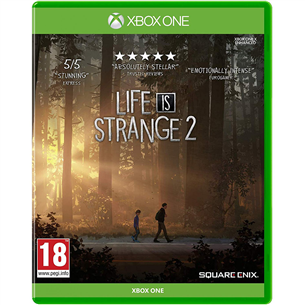 Xbox One game Life is Strange 2