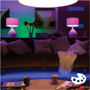 Philips Hue kit White and Color Ambiance Bluetooth (GU10)