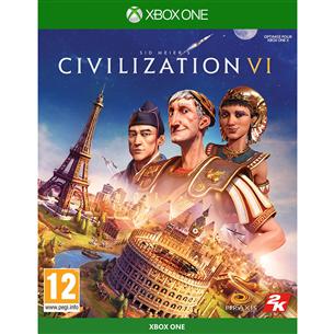 Xbox One game Civilization VI