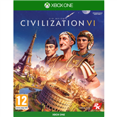 Xbox One mäng Civilization VI