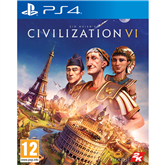 PS4 game Civilization VI