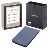 E-reader PocketBook Touch Lux 4 Gift Bundle
