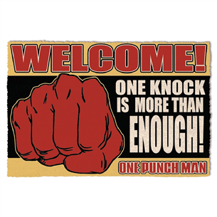 Uksematt One Punch Man