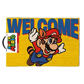 Uksematt Mario Welcome