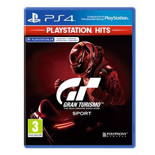 Игра для PlayStation 4, Gran Turismo Sport