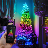 Smart Christmas lights Twinkly Strings 250 LEDs Multicolor