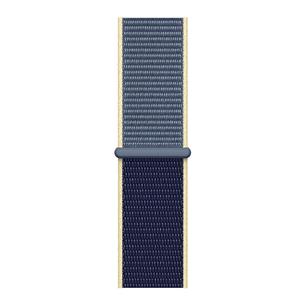 Replacement strap Apple Watch Alaskan Blue Sport Loop 40 mm