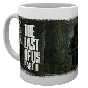 Mug TLOU2 Art