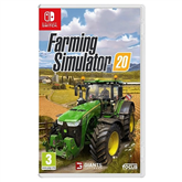 Switch mäng Farming Simulator 20