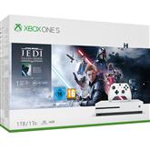 Gaming console Microsoft Xbox One S (1 TB) + Star Wars Jedi: Fallen Order