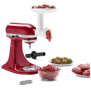 Food grinder for KitchenAid mixer
